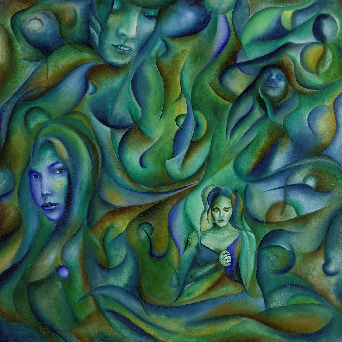 2000 Moderne Kunst Von Thomas Brill Originale Gemalde Drucke