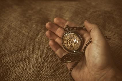 Zeit und Kunst © Sondem - fotolia