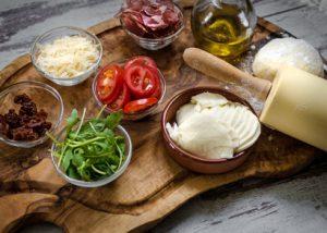 kochen und Kunst - Sehhunger und Augenschmaus