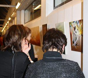 moderne Kunst - Ausstellung von Thomas Brill