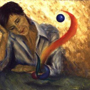 Malerei - Kunstwerk geheim