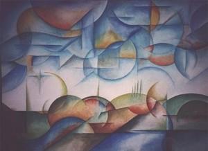 Gemälde von Thomas Brill