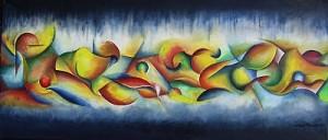 Kunst Gemälde Painting