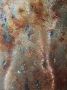 als Original und Kunstdruck: Gemälde von Thomas Brill dunkler Punkt