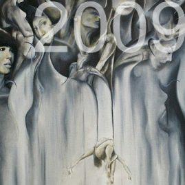 Kunst Gemälde 2009
