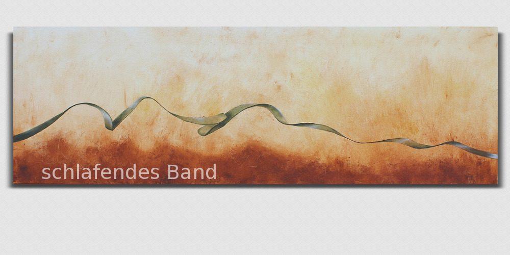 schlafendes Band