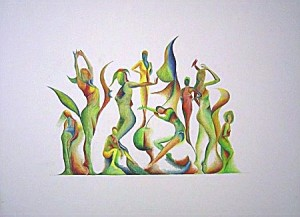 Kunst von Thomas Brill